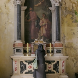 bocni-oltar-s-relikvijama-crkve-karmelske-gospe